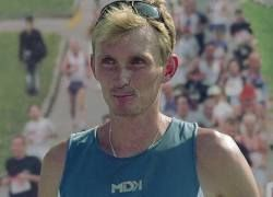 Российский бегун Сергей Лукин выиграл марафон в Лиссабоне