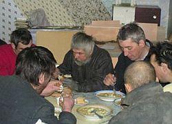Бездомных в Карелии перестанут кормить из-за кризиса