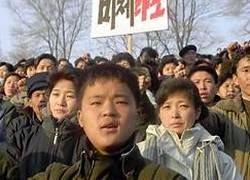 Население КНДР ожидает голод?