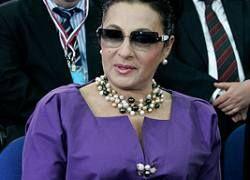 Президентом федерации художественной гимнастики стала Ирина Винер
