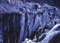 Эффективность охлаждающего экрана для ледников не смогли доказать