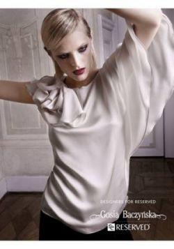 Модельер Гося Бачиньска: шедевр в стиле парижской богемы