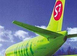 "Вслед за \""ЭйрЮнион\"" на грани банкротства оказалась авиакомпания \""S7\"""