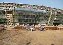Финансовый кризис может оставить Москву без футбольных полей мирового уровня