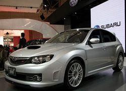 Subaru представит в Детройте неизвестный концепт