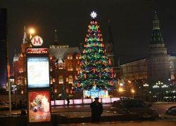 Москва встретит Новый год с грандиозным размахом