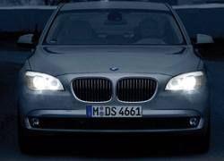 "BMW разработал \""умные\"" фары"