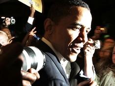 Граждане России голосуют за Барака Обаму?