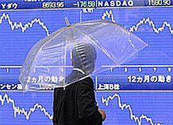 Рецессия в Японии усиливается