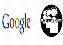 MySpace и Google объявили о создании альянса