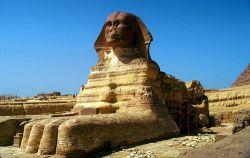 У Сфинкса не было лица фараона
