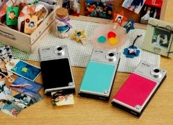 Странная японская реклама камеры Tomy Xiao TIP-521