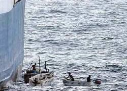 Пираты отпустили судно с грузинскими моряками