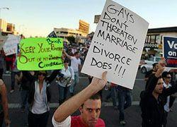 Гомосексуалисты проведут общенациональную забастовку в США