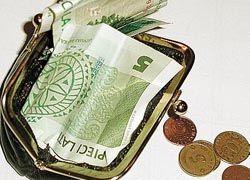 Латвия готова объявить себя банкротом