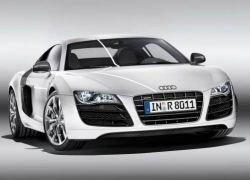 Компания Audi сообщила детали о флагманской версии R8