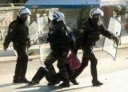 Греческие погромы грозят перекинуться на всю Европу