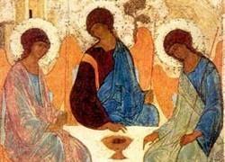 """Спор вокруг иконы: министр открестился от \""""Троицы\""""?"""