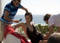 Как снимали Джессику Альбу для календаря Campari?