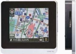 iRiver выпустила GPS-навигатор