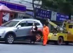 Особенности эвакуации автомобилей в Шанхае