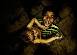 Подрастающее поколение Индии от Anthony Kurtz