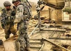 Британия сократит свой контингент в Ираке в 10 раз