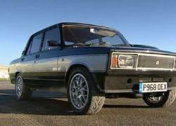 Top Gear о советских автомобилях