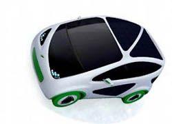 Вышел Fiat на солнечных батареях