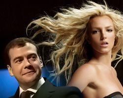 Дмитрий Медведев проиграл Бритни Спирс: что искали россияне
