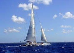 Российская яхта победила в гонке через Атлантический океан