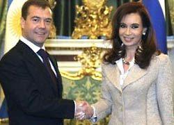 Россия и Аргентина договорились об отмене виз