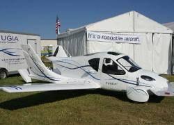 Летающий автомобиль готов к воздушным испытаниям