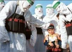 Как воспитывают палестинских детей?