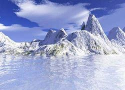 Когда растает Арктика?