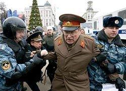 Продолжаются суды над ветеранами, избитыми в Москве ОМОНом