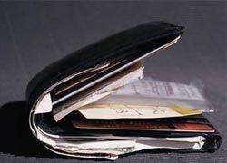Что делать, если пропал бумажник?