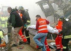 Самые страшные аварии 2008 года