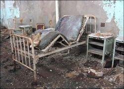 Фоторепортаж из заброшенной тюрьмы в Филадельфии