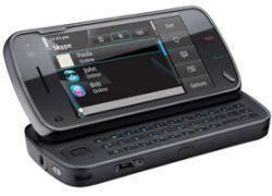 Nokia будет поставлять смартфоны с уже установленным Skype