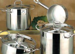 Сколько кастрюль нужно на кухне?