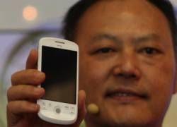 HTC и Vodafone представили Android G2