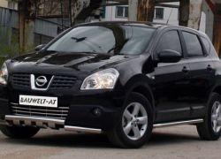 Nissan повысил цены в России на 2%