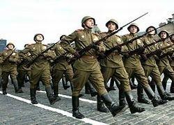 В России в 2009-2010 гг. массовых сокращений военных не будет