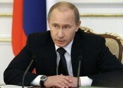 Путин: корректировка бюджета увеличит расходы