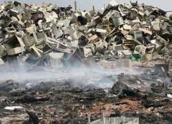 В Африку незаконно экспортируют мусор из Великобритании