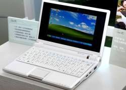Asus анонсировала нетбук с модулем WiMax