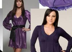 Модные тенденции: фиолетовый цвет - изюминка сезона