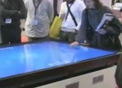 Виртуальный аэрохоккей: интересное применение Multitouch
