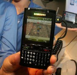 Samsung планирует не меньше трех Android-телефонов в этом году